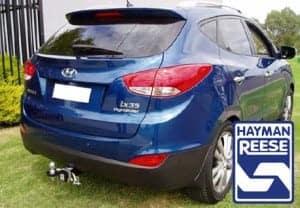 Hyundai ix35 300x208 hayman reece towbar   Hyundai ix35