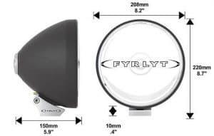 Fyrlyt 300x191 Spotlights