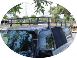 Sahara Roof Rack 2 300x225 Roof Racks Perth