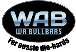 wa bullbars Australian Born: WA Bullbars   steel the best!