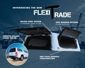 FlexiTrade Canopy 300x241 FlexiTrade Canopy: From $2089.00 installed!