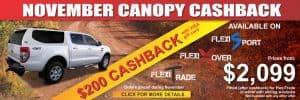 Web Banner CASHBACK 300x100 November Cashback Offer available now