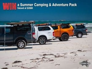 Flexiglass Jan 17 competition 300x225 WIN a Summer Camping & Adventure pack valued at $2,000 from Flexiglass