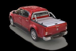 Holden Colorado Mountain Top Roll Cover 300x201 The Ultimate Accessory Mountain Top Hard Covers