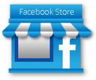 Facebook Shop Logo Spotlight Installation