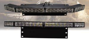 Licence Plate LED Lightbar